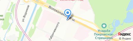 Kotto на карте Москвы
