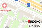 Схема проезда до компании Магазин фастфудной продукции на ул. Габричевского в Москве