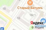 Схема проезда до компании Центр Финансовых Решений в Москве