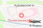 Схема проезда до компании Доктор Труб в Москве