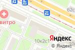 Схема проезда до компании Компания по страхованию и переоформлению автомобилей в Москве