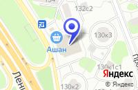 Схема проезда до компании ТОРГОВАЯ ФИРМА СОЮЗАГРОХИМТОРГ в Москве