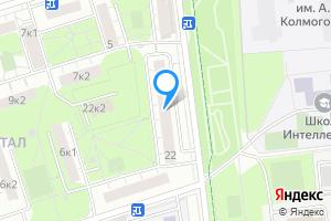 Снять двухкомнатную квартиру в Москве Кременчугская ул., 22