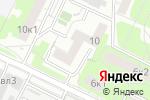Схема проезда до компании Трансделюксплюс в Москве