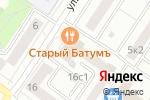Схема проезда до компании Express Photo Print в Москве