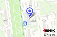 Схема проезда до компании ТФ РУССКИЙ БЕТОН в Москве