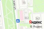 Схема проезда до компании Euro`cryor SPA в Москве
