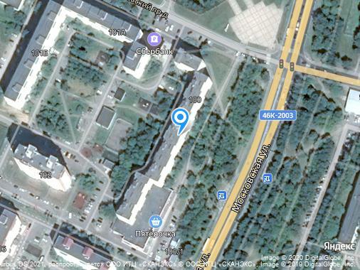 Продаем 1-комнатную квартиру, 34 м², Чехов, улица Московская, 100