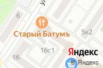 Схема проезда до компании Юнова в Москве