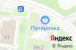 Схема проезда до компании Пенальти в Москве