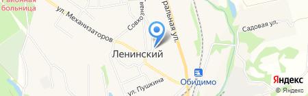 Ростехинвентаризация на карте Барсуков