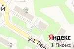 Схема проезда до компании Мировые судьи Ленинского района в Ленинском