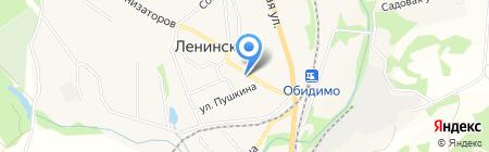 Фотоателье на карте Барсуков
