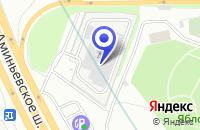 Схема проезда до компании ГЕЛАЙН КО. в Москве