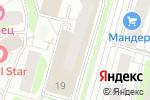 Схема проезда до компании ACGM в Москве