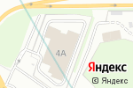 Схема проезда до компании КБ Лайтбанк в Москве