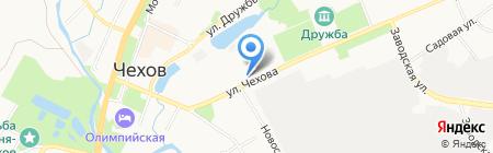 Магазин тканей на карте Чехова