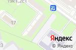 Схема проезда до компании Pdress.ru в Москве