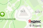 Схема проезда до компании Перотти в Москве