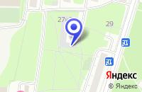 Схема проезда до компании ПТФ СНАБ И СБЫТ в Москве
