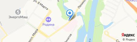 АкваТерм-Строй на карте Химок