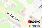 Схема проезда до компании Участковый пункт полиции в Ленинском