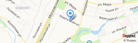 Технология путешествий на карте Чехова