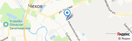 Следственный отдел на карте Чехова