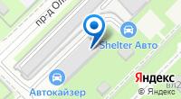 Компания L авто на карте