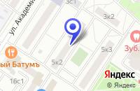 Схема проезда до компании ИНФОРМАЦИОННОЕ АГЕНТСТВО PRENSA LATINA в Москве