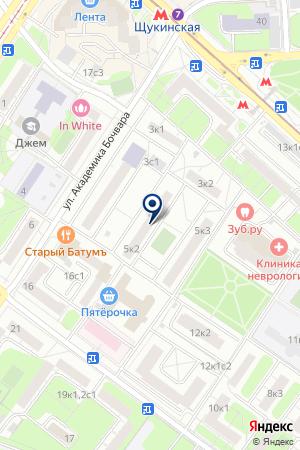 ИНФОРМАЦИОННОЕ АГЕНТСТВО PRENSA LATINA на карте Москвы