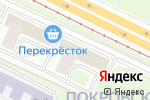 Схема проезда до компании Daewoo Power Products в Москве