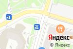 Схема проезда до компании Островок радости в Москве