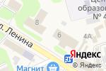Схема проезда до компании Центр занятости населения Ленинского района в Ленинском
