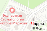 Схема проезда до компании ТД Анмакс в Москве