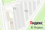 Схема проезда до компании АСК Кристалл в Москве