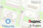 Схема проезда до компании Ваши цветы в Москве