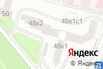 Схема проезда до компании Best в Москве