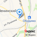 Роспечать на карте Ленинского