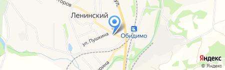 Музей обороны города Тулы в Великой Отечественной войне 1941-1945 годы на карте Барсуков