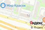 Схема проезда до компании Шторы от души в Москве