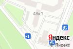 Схема проезда до компании МТВ в Москве