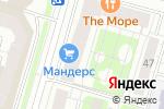 Схема проезда до компании СТЕНА.coм в Москве