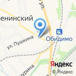 Музей обороны Тулы на карте Ленинского