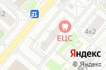 Схема проезда до компании Адвокатский кабинет Власова Н.Г в Москве