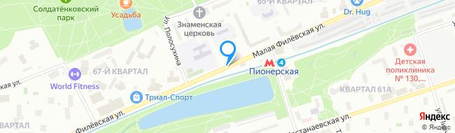 Малая Филёвская улица