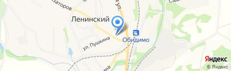 Mario на карте Барсуков