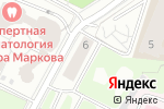 Схема проезда до компании Всё для праздника в Москве