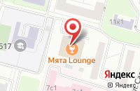 Схема проезда до компании Комитет в Москве