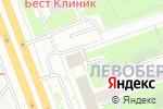 Схема проезда до компании ТАПЧАН в Москве